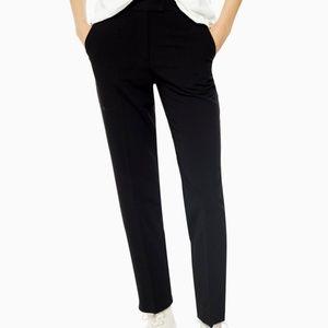 Topshop Black Short Length Trousers